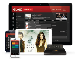 high definition live tv on demand tv series movies and radio through a robust global infrastructure webtv s feature product glwiz offers millions